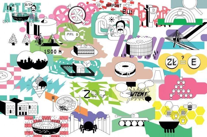 Mapa Warsaw Use-it edycja 2012