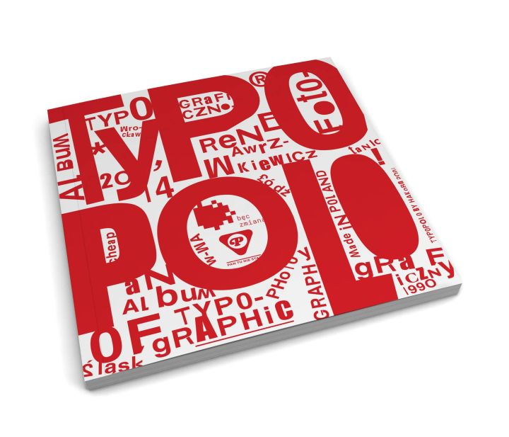 TYPOPOLO. album typograficzno-fotograficzny